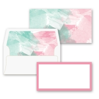 Boxed Gift Cards with Lined Envelope - Set 1